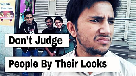 don t judge by their looks cover by rizz vines