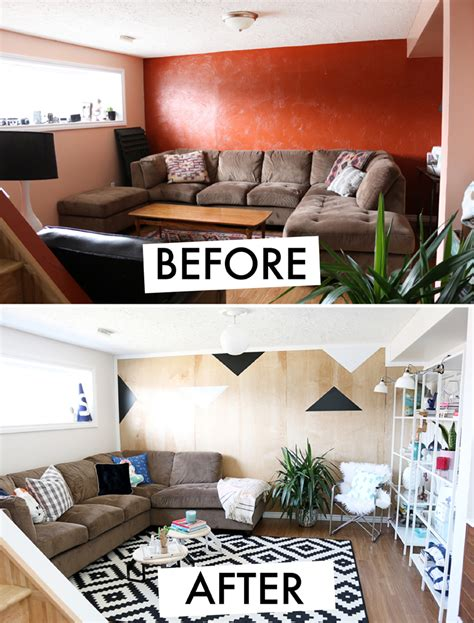 Dramatic And After Living Rooms by 20 Room Before And After Transformations Huffpost