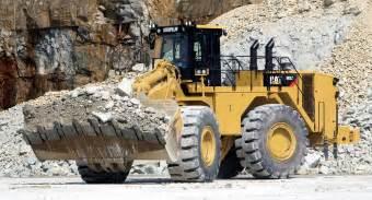 cat loader caterpillar s new 992k high lift wheel loader