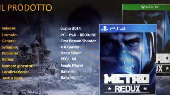 Metro 2033 Redux Leaked For Xbox One And Ps4