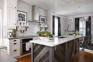 Creating A Modern Farmhouse Kitchen Cabinets Pertaining