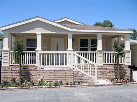 santa fe series manufactured home porch mobile home porch mobile home exteriors