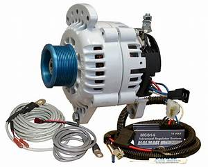 Balmar 60-yp-mc-150-j10 Alternator And Regulator Kit