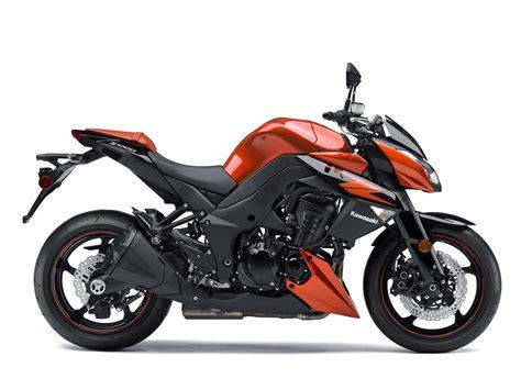 2012 Kawasaki Z1000 Motorcycle Desktop Wallpaper