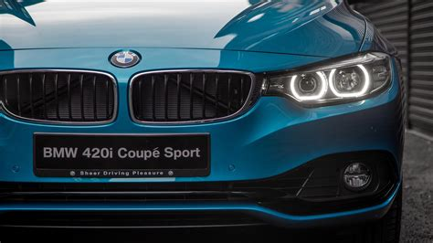 Bmw 4 Series Coupe 4k Wallpapers by 2017 Bmw 4 Series 420i Coupe Sport 4k Wallpaper Hd Car