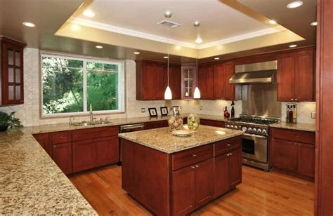 Visualize your dream space with these beautiful decor ideas. Pin by melody hills on Ibafo | Kitchen design, Recessed ...