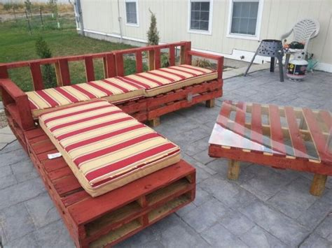 Pallet Patio Furniture Plans by 20 Cozy Diy Pallet Ideas Pallet Furniture Plans