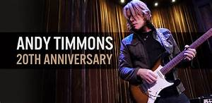 Andy Timmons And Ibanez 20th Anniversary