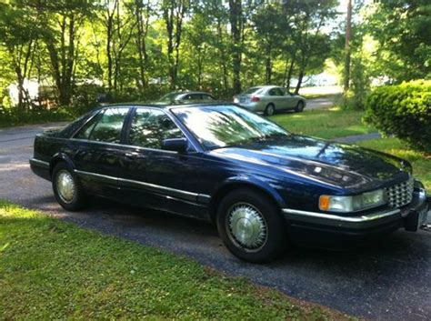 Find Used 1994 Cadillac Seville Sls Sedan 4-door 4.6l In