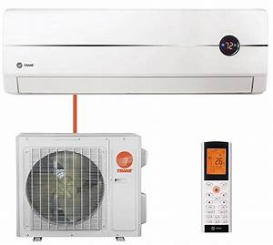 Trane Ductless Mini Split 4mxw8  U2013 D