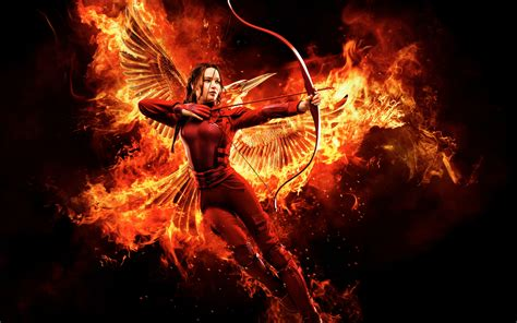 wallpaper  hunger games mockingjay katniss everdeen