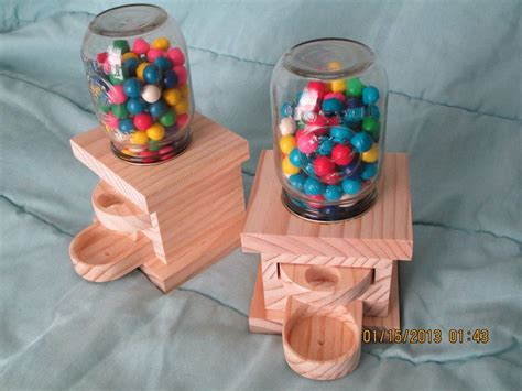 candy machines love project ideas wood shop projects