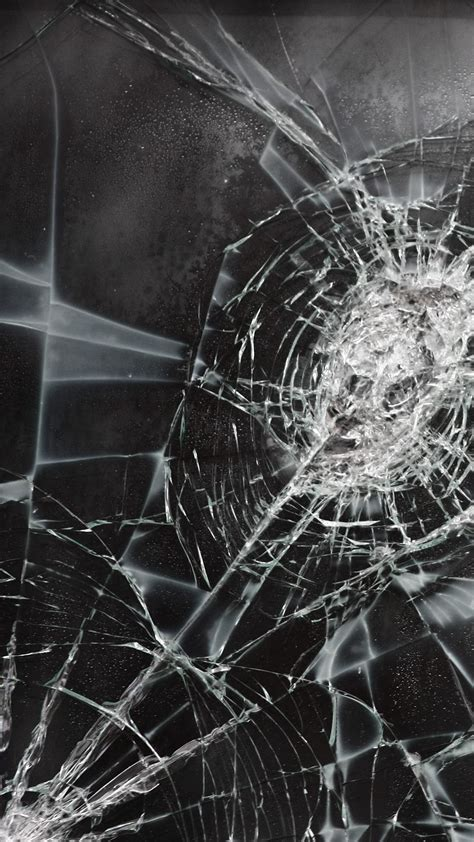 Broken Screen Wallpaper Iphone 6 Plus by Wallpaper Wiki Cracked Screen Background For Android Free