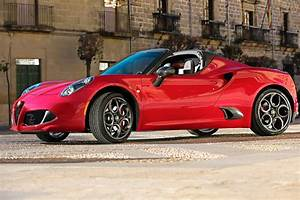 Alfa Romeo Spider : 2016 alfa romeo 4c spider picture 610416 car review top speed ~ Maxctalentgroup.com Avis de Voitures