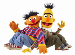 Navigate to Sesame Street with Bert & Ernie and TomTom ...