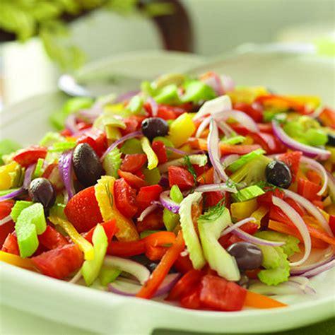 festive christmas salad recipe chatelaine com