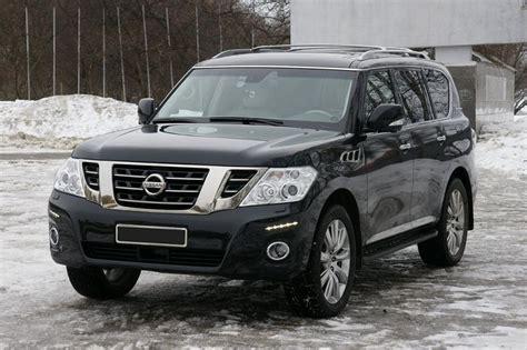 Nissan Patrol 2019 фото, цена, комплектации, старт продаж