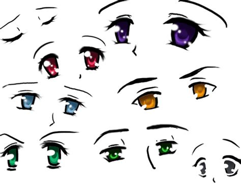 Anime Eyes Looking Left The Gallery For Gt Chibi Eyes Expressions