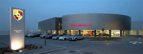 porsche centre sharjah porsche middle east