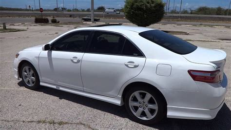 2008 Toyota Camry Sports Edition by Toyota Camry Sport 2008 Jusber Munoz For Sale