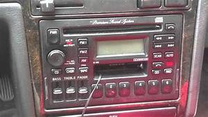 Diagram Radio Volvo 850