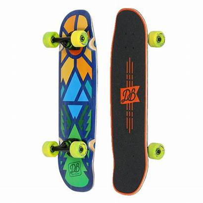 Skateboard Longboards Db Timber Cruiser Wheelbase Longboard