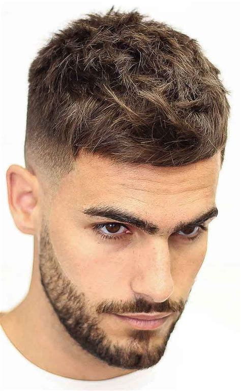 mens haircuts   face shape   poutedcom