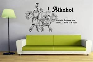 Wandtattoo Auf Rauputz : wandtattoo alkohol ~ Michelbontemps.com Haus und Dekorationen