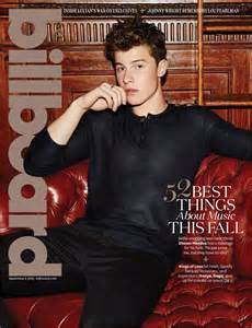 Shawn Mendes Covers Billboard, Discusses Fans