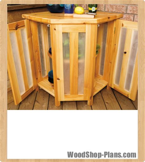project kitchen island woodworking plan