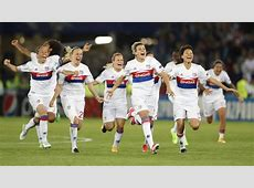 Lyon win 2017 Women's Champions League AScom