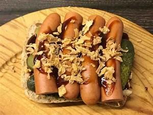 Hot Dog Kalorien : selbst gemacht hot dog klassisch kalorien fast food fddb ~ Watch28wear.com Haus und Dekorationen
