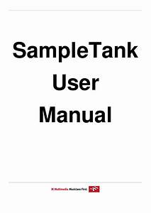 Sample Tank Iphone 1 5 Users Manual