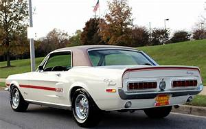 1968 Ford Mustang GT California Special for sale #72620 | MCG