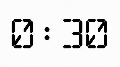 Timer Second Countdown Alarm