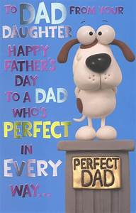 To Dad From Daughter Happy Father's Day Card | Cards ...
