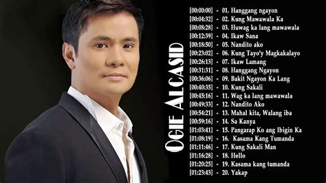 Ogie Alcasid Greatest Hits