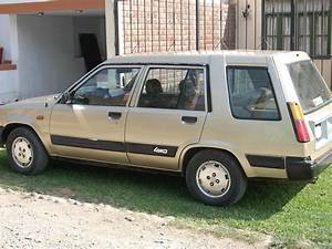 1984 Toyota Tercel - Information And Photos