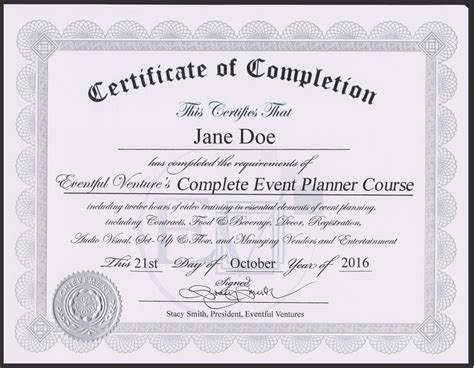 The Event Planner Course Will Catapult Your Career