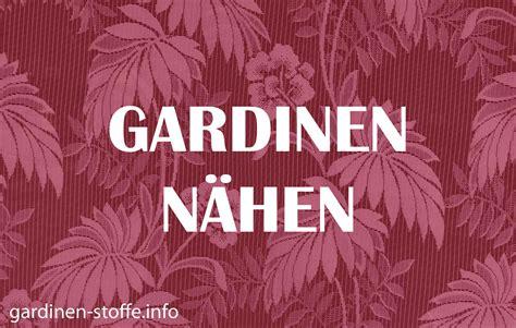 Gardinen Selbst Nähen by Gardinen N 228 Hen Tipps Und Anleitung Mit