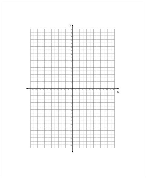 Printable Graph Paper Templates  9+ Free Pdf Format Download  Free & Premium Templates