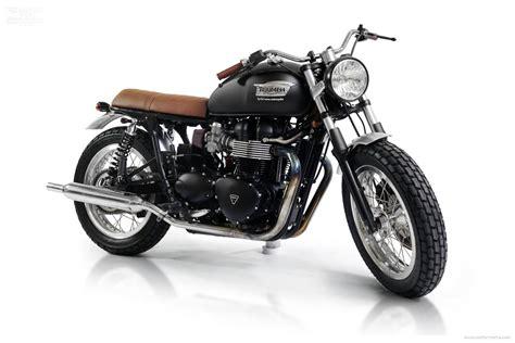 Triumph Bonneville Custom By Café Racer Dreams