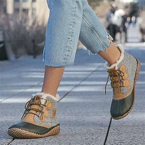 sorel boots felt
