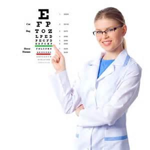 Optometrist Eye Doctor