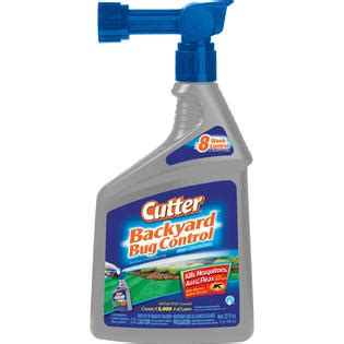 Cutter Backyard Bug Review cutter backyard bug spray concentrate water based