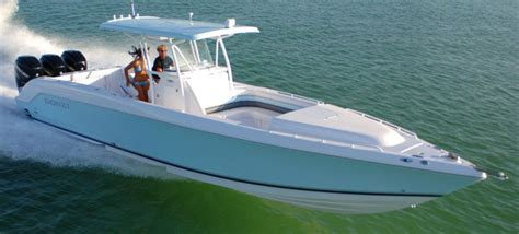 Utility 401 Boat by Research 2014 Donzi Marine 38 Zfx Cuddy On Iboats
