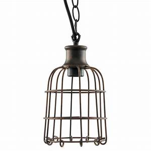 Sunlite  light medium screw base open cage iron