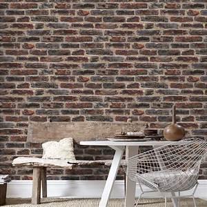 Papier Peint Brique Relief : impressionnant papier peint brique relief avec papier ~ Dailycaller-alerts.com Idées de Décoration