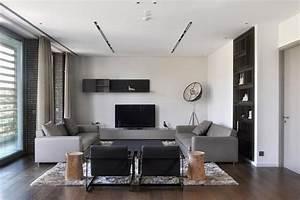 Moderne Wohnungseinrichtung Ideen : design ideen f r wohnungseinrichtung in belgrad von aleksandar savikin ~ Markanthonyermac.com Haus und Dekorationen