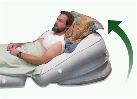sleep apnea wedge pillow deals for sleep apnea relief wedge a comfort system